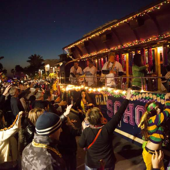 2015 Mardi Gras & Music Festival