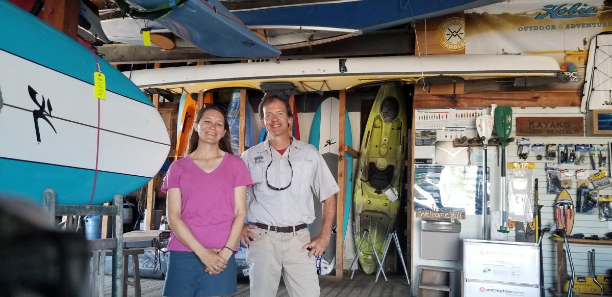 Michael Gowen & Cindy Dennard