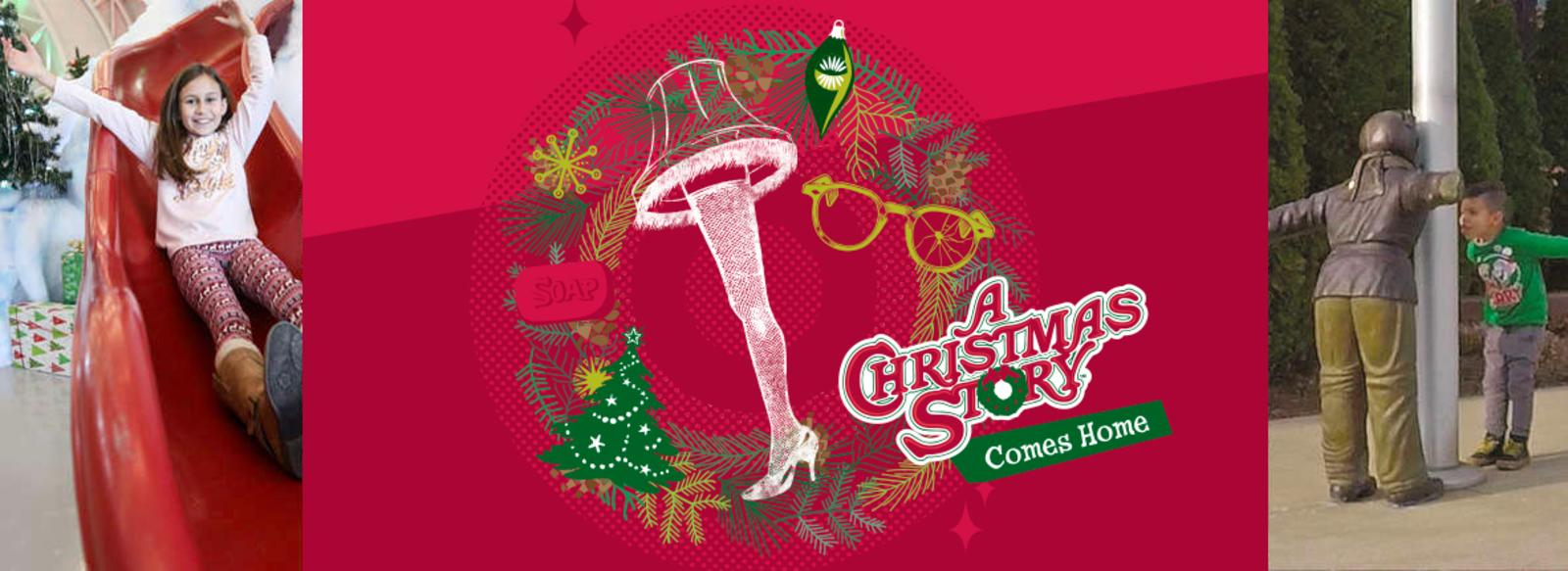 A Christmas Story Comes Home
