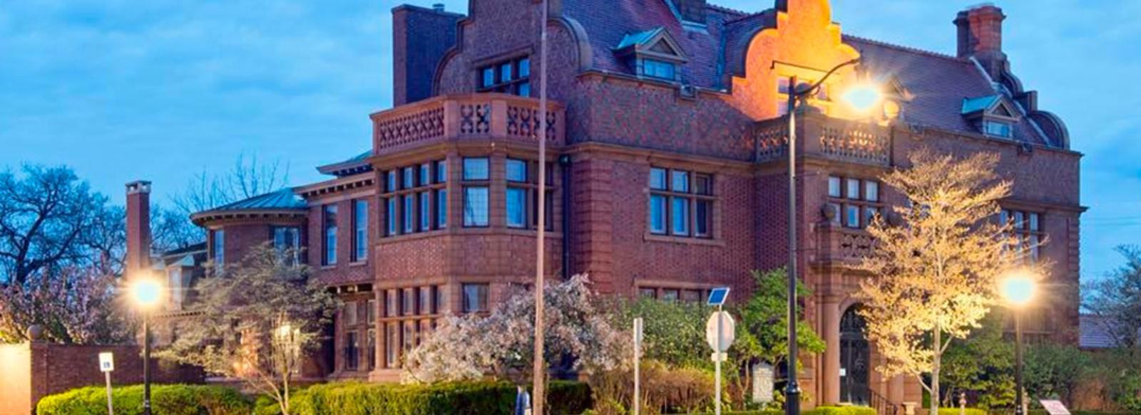 Barker Mansion Michigan City Museum & Historic Home