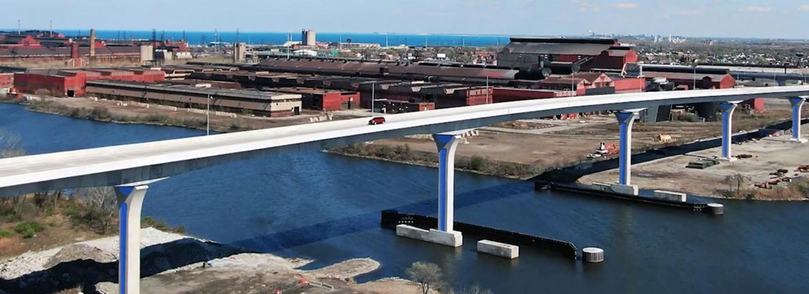Cline Avenue Bridge