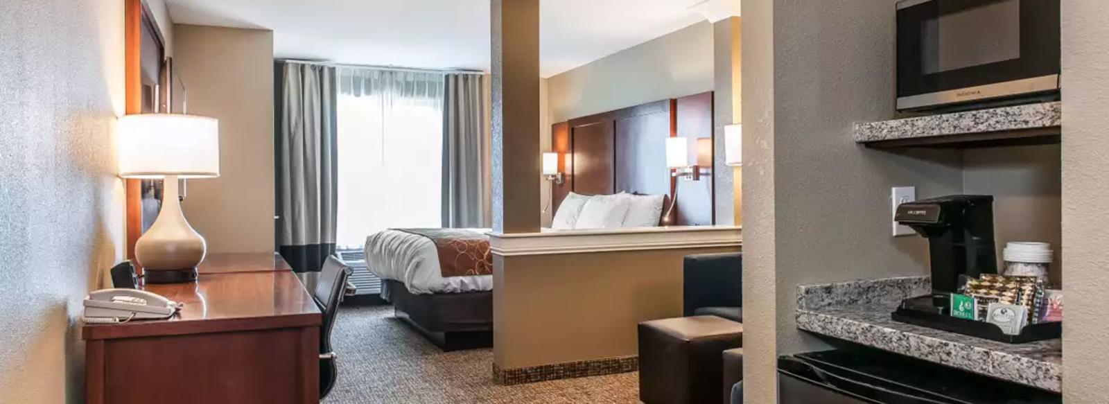 Comfort Suites Rensselaer