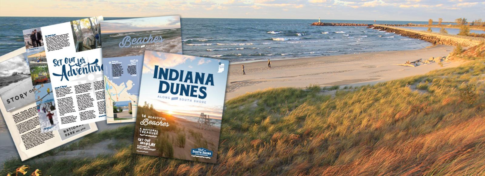 Download a Brochure on Indiana Dunes