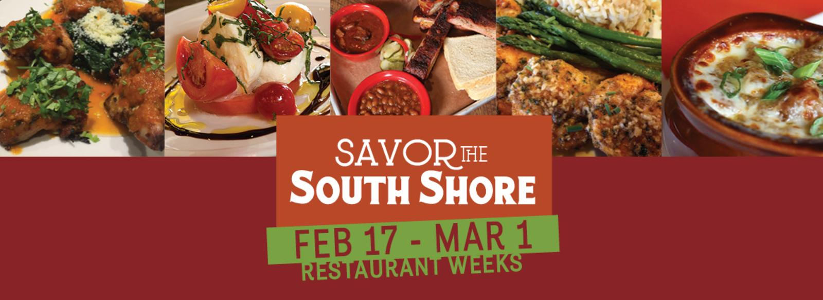 Savor the South Shore 2020