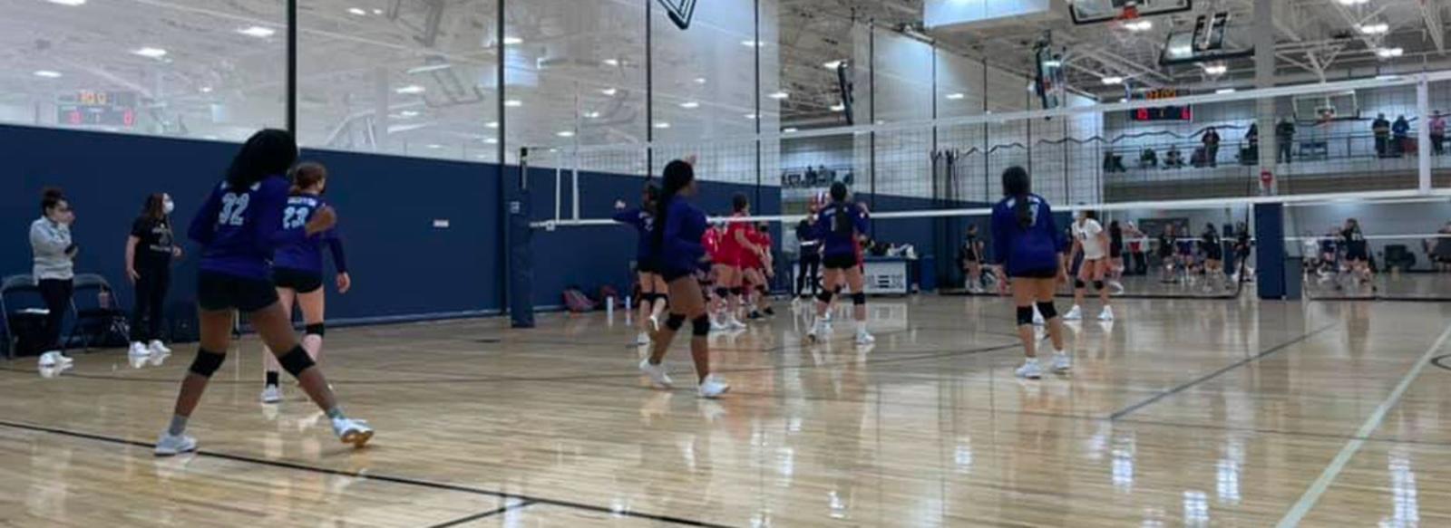 Volleyball at Hammond Sportsplex