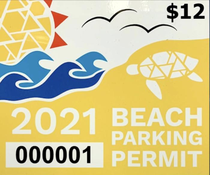 2021 Parking Permit