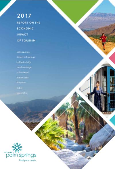 2017 Economic Impact of Tourism - Executive Summary