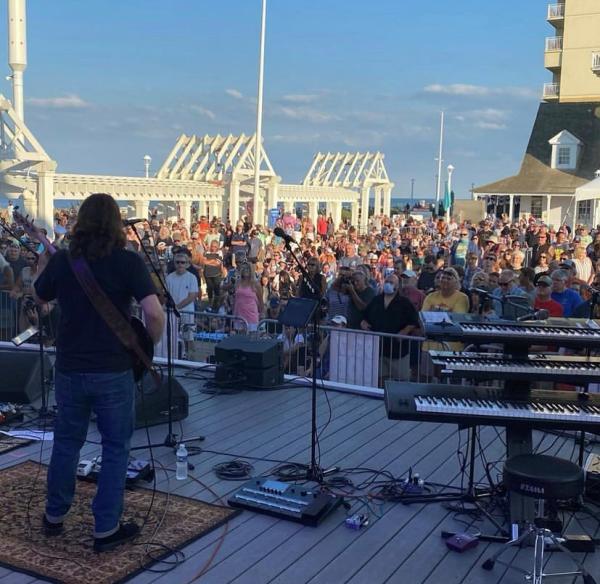 Beach Events Live Concert Series
