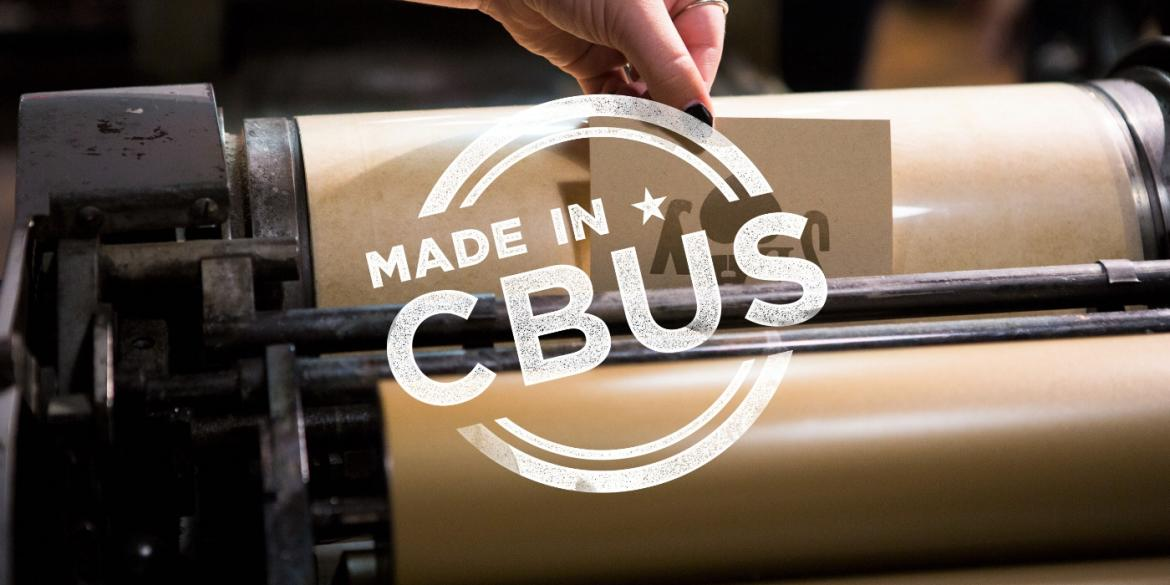Made in Cbus: Igloo Letterpress