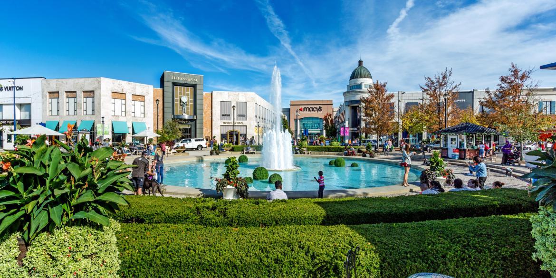 Easton fountain