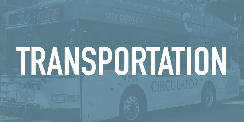 Transportation pledge