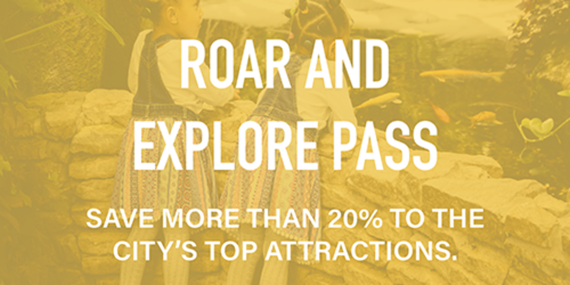 Roar and Explore Pass