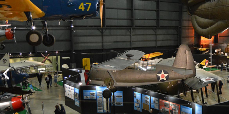 Dayton Airforce Museum