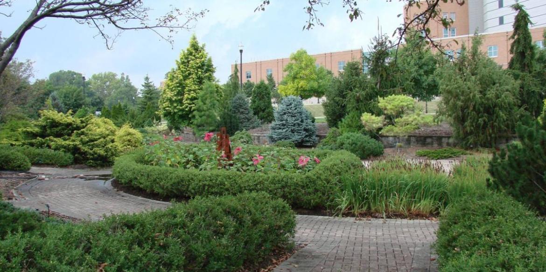 Chadwick Arboretum on OSU Campus