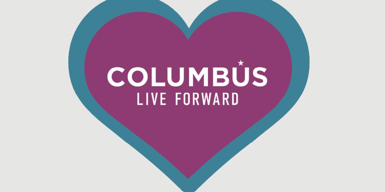 Live Forward Sticker