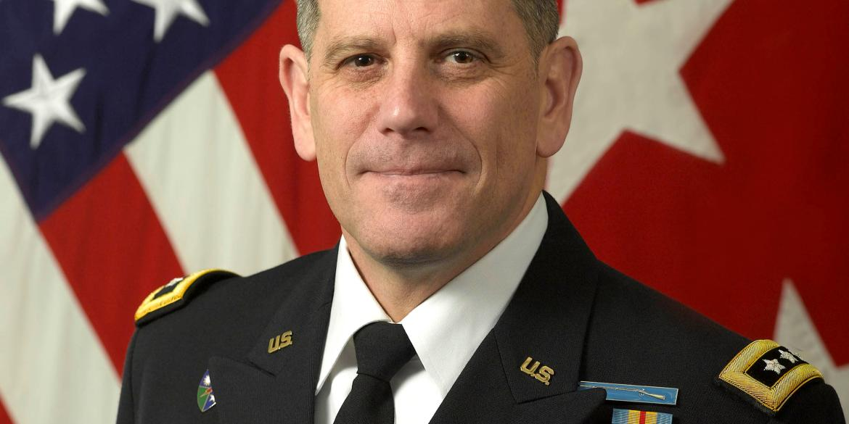 Headshot of Lt. General Michael Ferriter from National Veterans Memorial and Museum