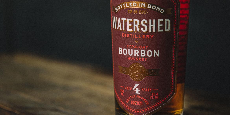Watershed Bottled in Bond Bourbon