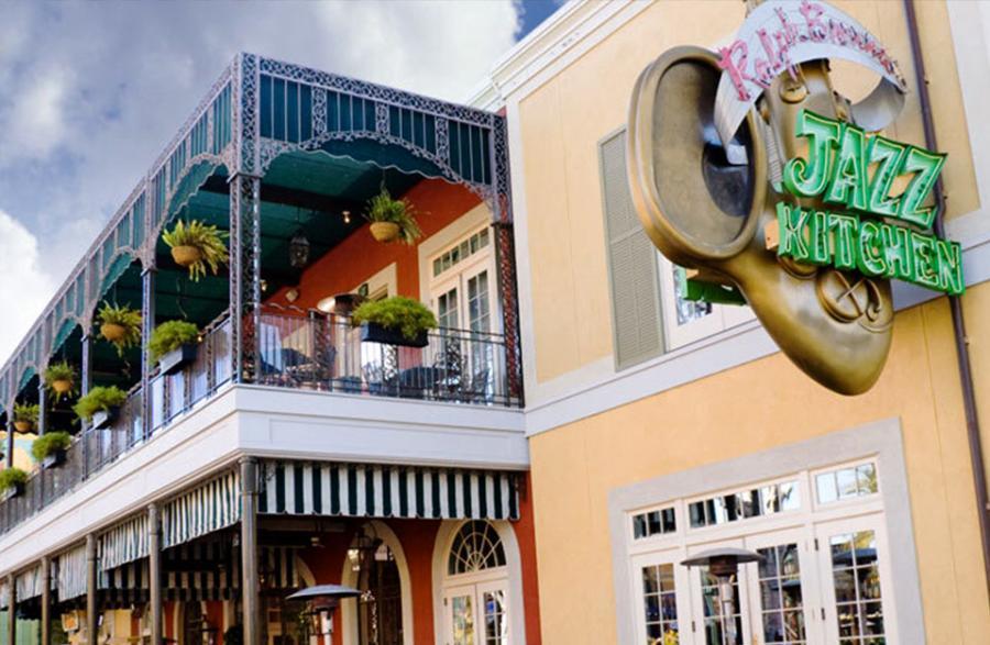 Ralph Brennan's Jazz Kitchen at Downtown Disney District