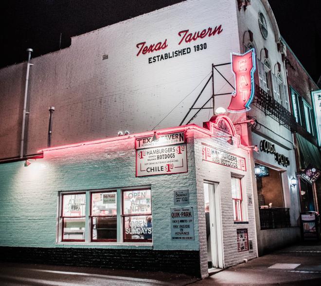 Texas Tavern - Roanoke, VA