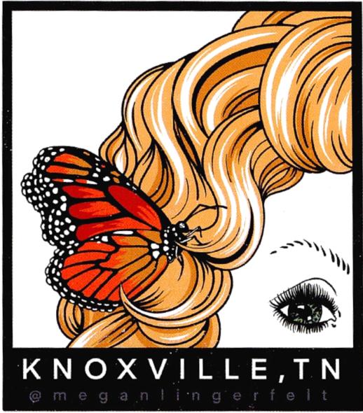 Dolly Mural Sticker