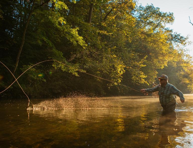 Yellow Breeches Creek Fly-Fishing