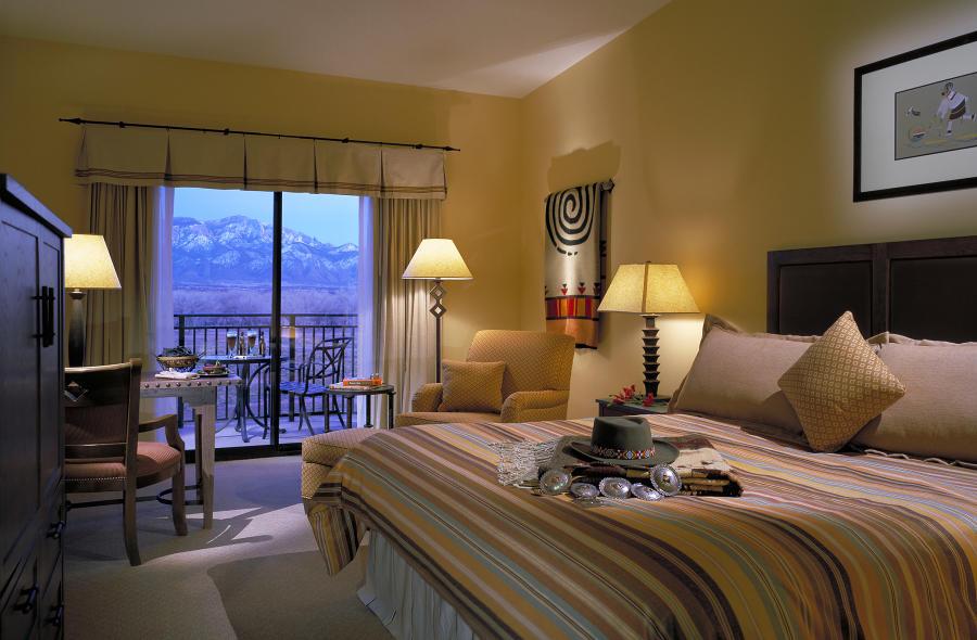 Hyatt Tamaya Resort & Spa Guestroom