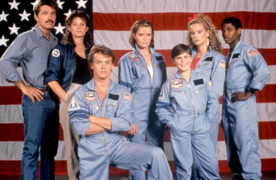 Space Camp The Movie