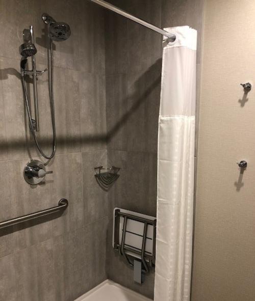 Hyatt Room Accessible Bathroom