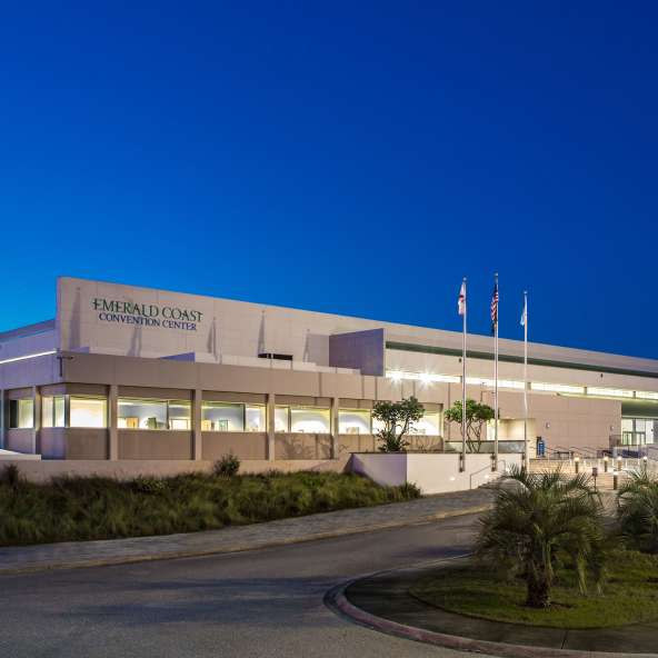 Okaloosa Island Emerald Coast Convention Center