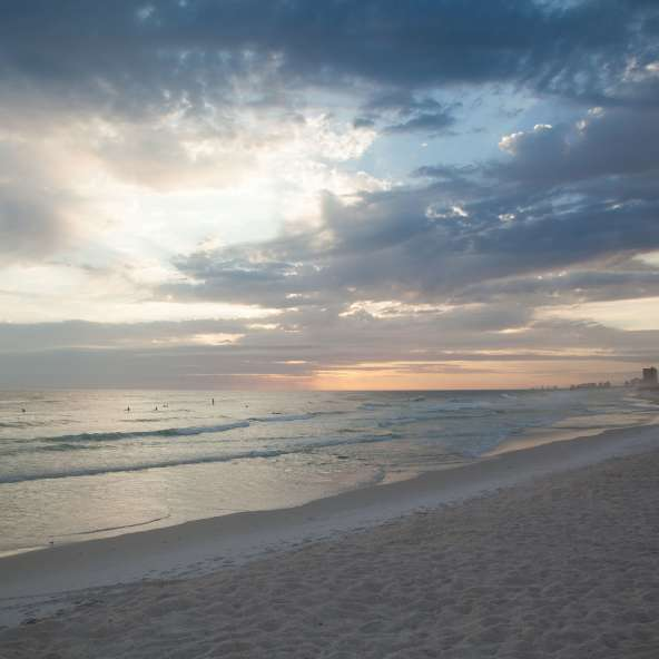 Okaloosa Island Beaches