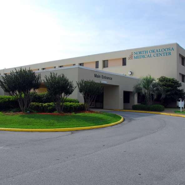 Okaloosa County Hospitals