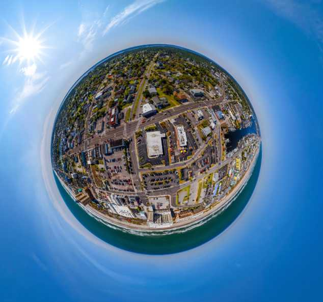 Carolina Beach SkyNAV planet