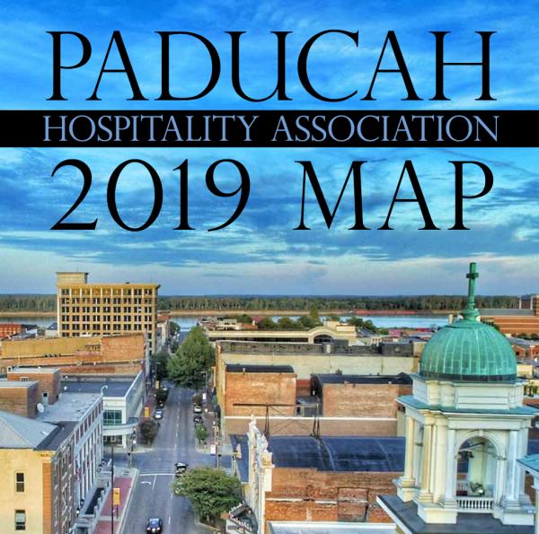 Paducah Hospitality Association Map