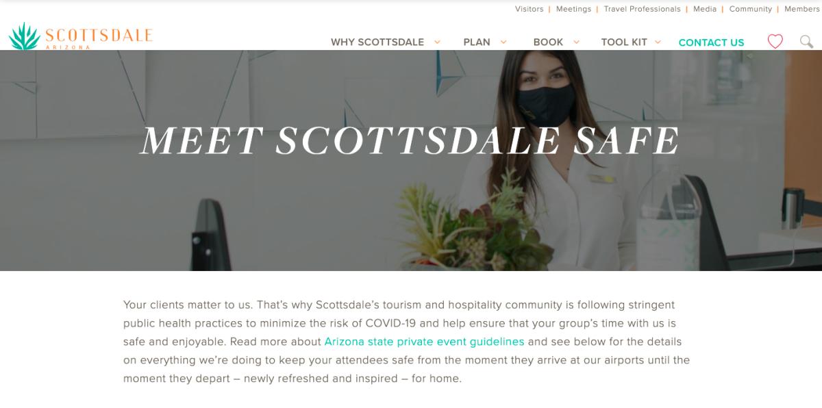 Meet Scottsdale safe