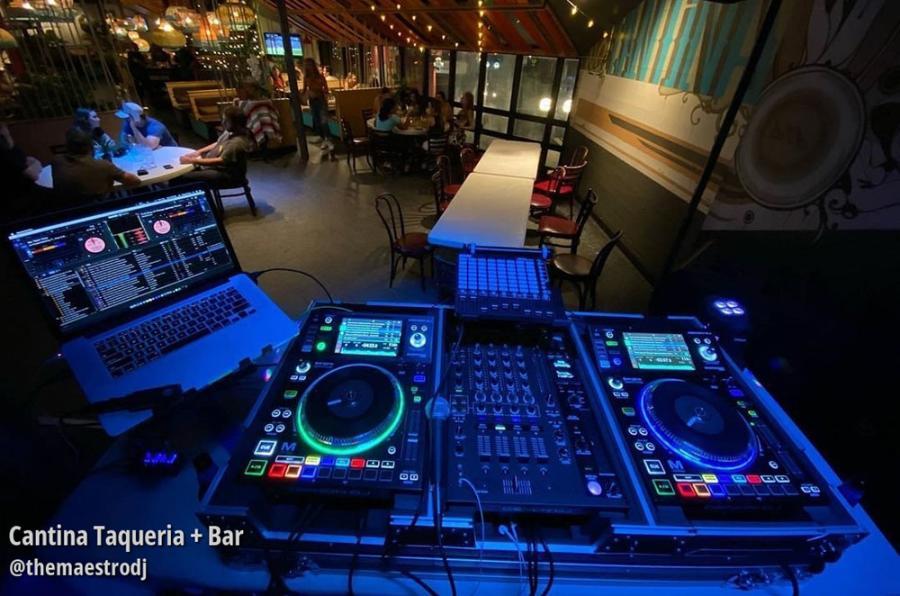 Cantina Taqueria DJ