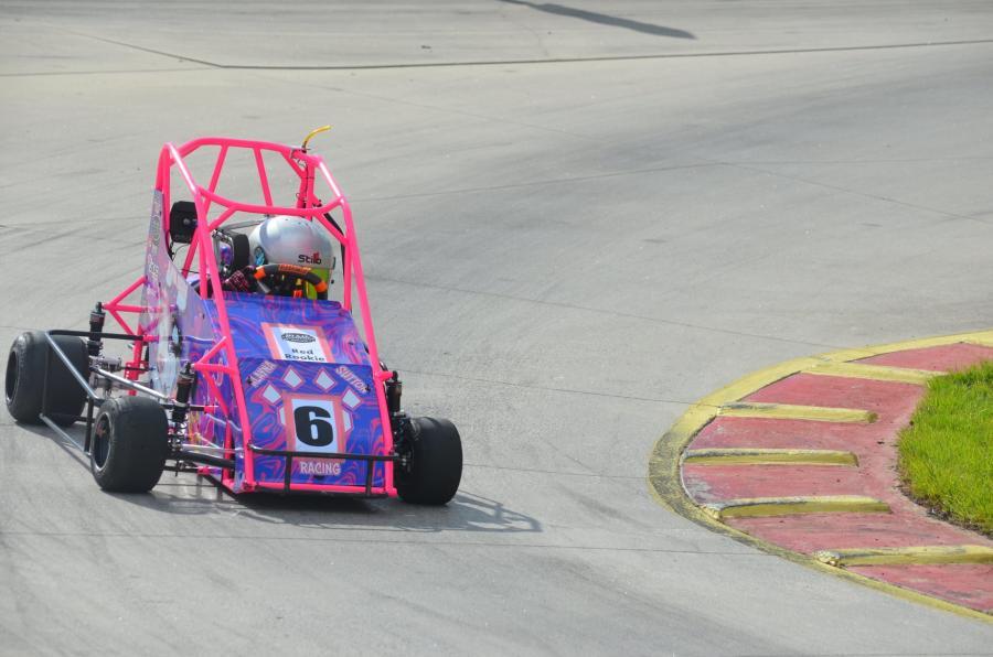 Huntsville Quater Midget Track