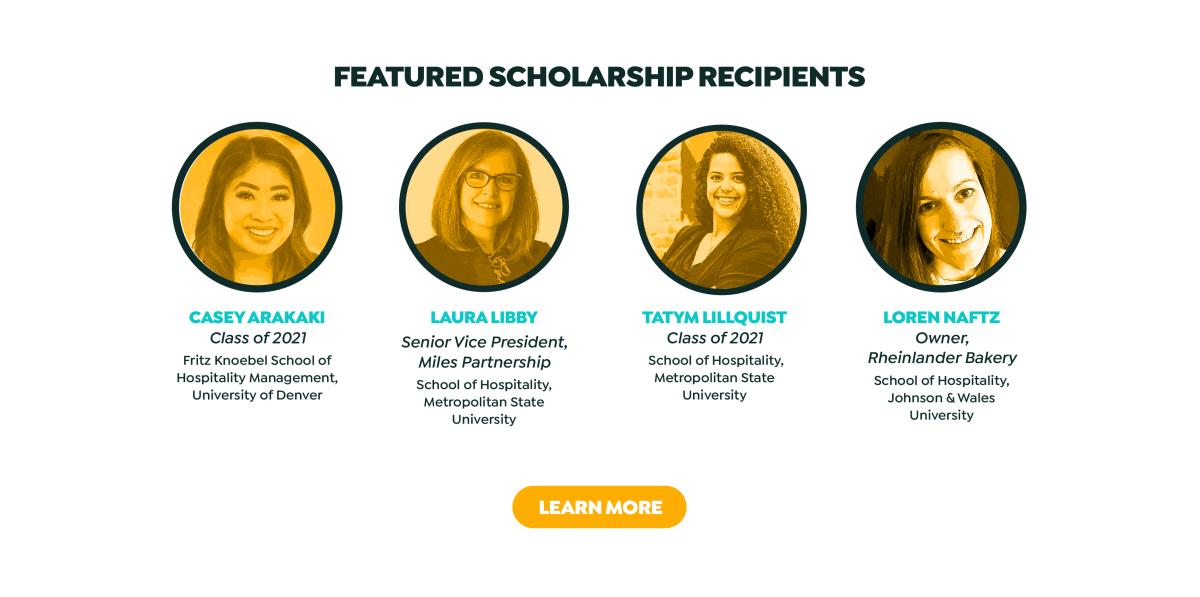 Featured Scholarship Winners