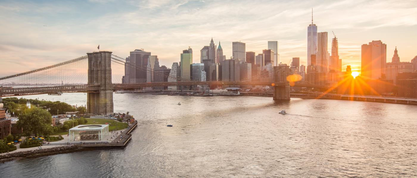 Brooklyn Bridge Park - Julienne Schaer NYC & Company