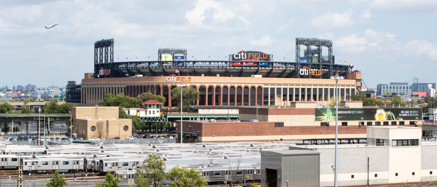 citi field to yankee stadium and everything in between, what