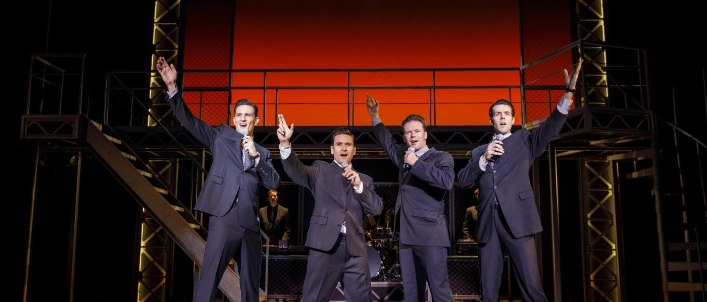 Jersey Boys, Production Still