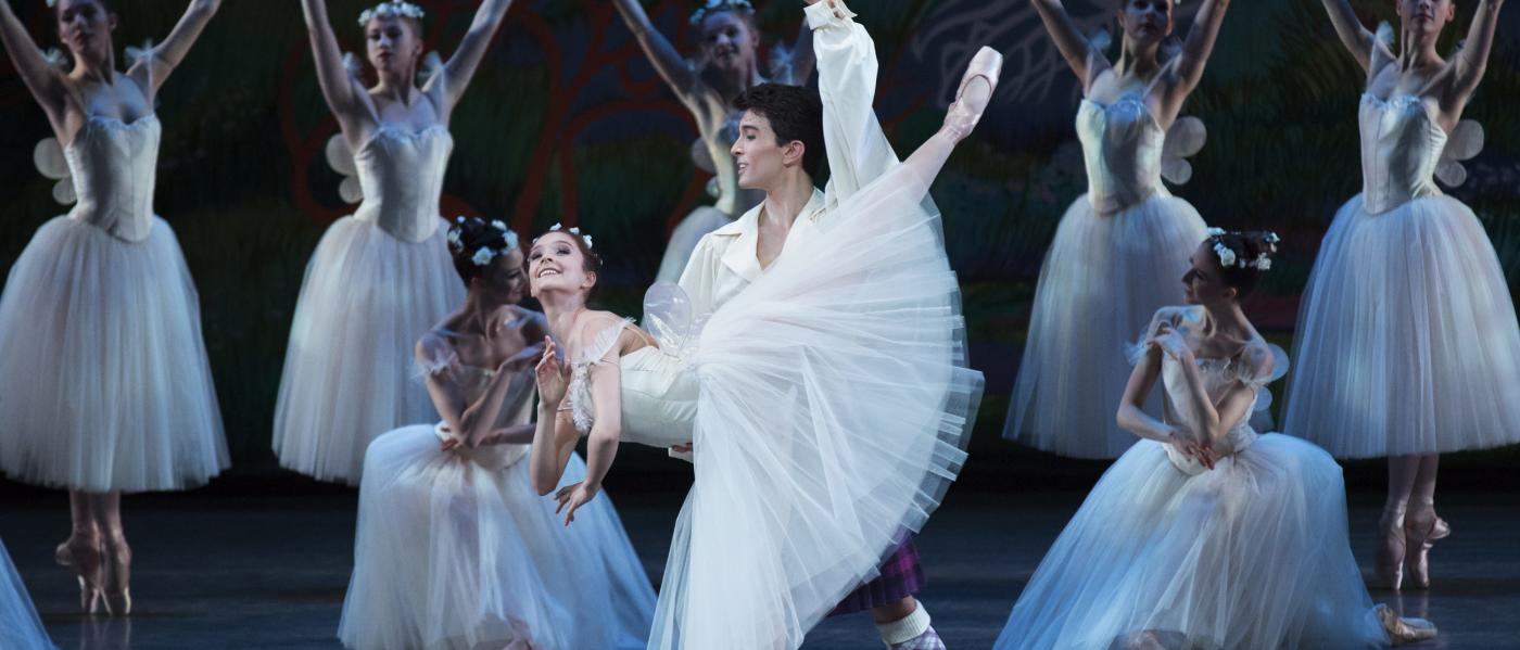 NYC-Ballet-Repertory-Lincoln-Center-Manhattan-NYC-Lauren-Lovette-and-Anthony-Huxley-in-La-Sylphide__Photo-by-Paul-Kolnik.