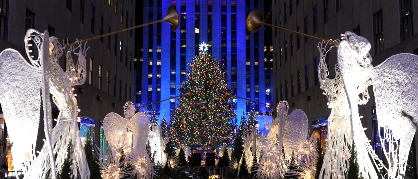 Rockefeller Tree Lighting-Holiday-Midtown-Manhattan
