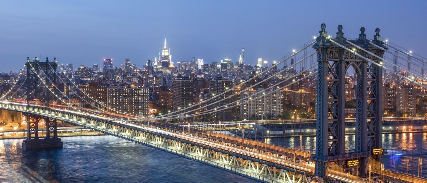 Skyline, Manhattan Bridge, Brooklyn, Manhattan, NYC, Julienne-Schaer-022