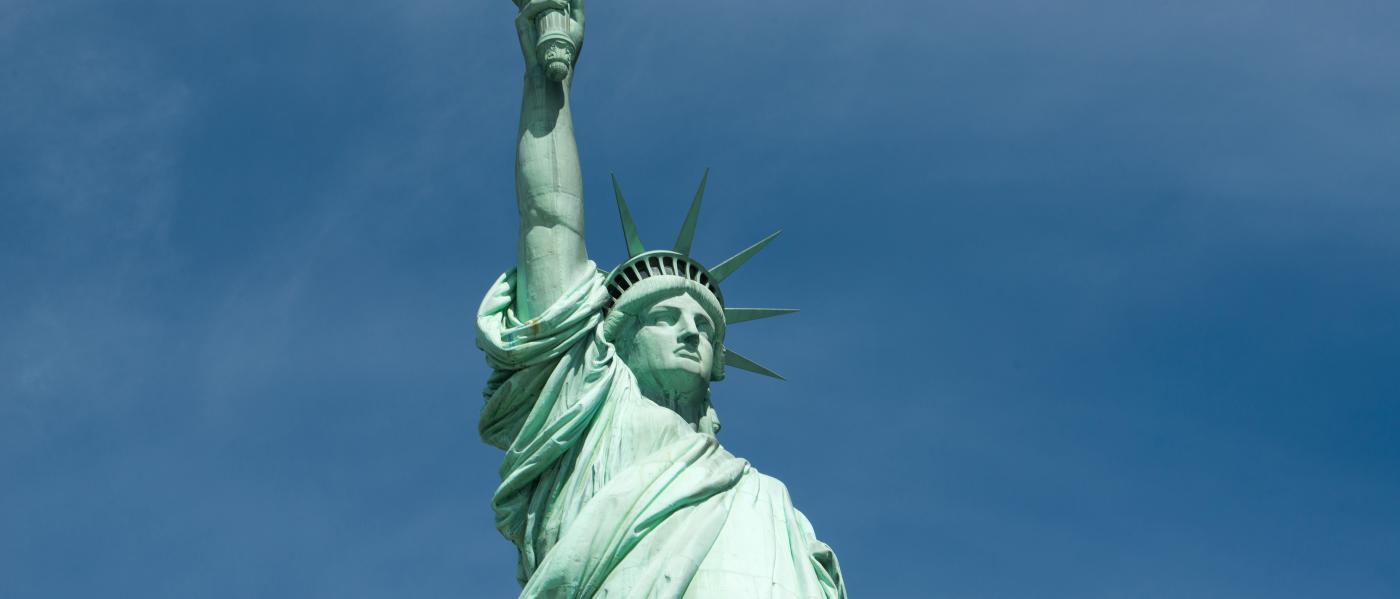 Statue of Liberty (Photo: Julienne Schaer)