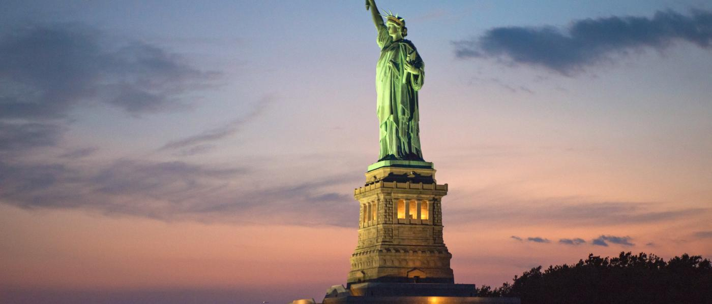 Statue of Liberty - Julienne Schaer
