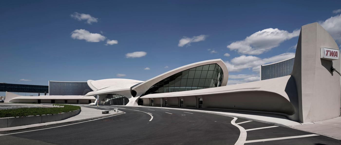TWA Hotel rendering MCR Development 2
