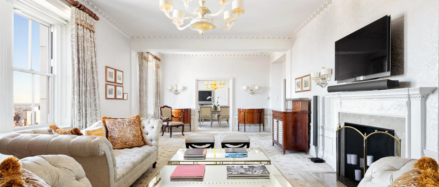 The Pierre A Taj Hotel Tata Suite