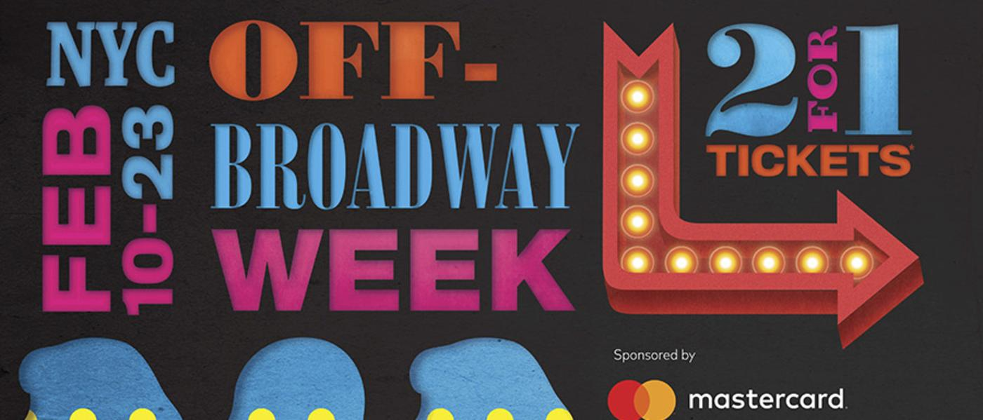 NYC Off-Broadway Week Winter 2020 Creative