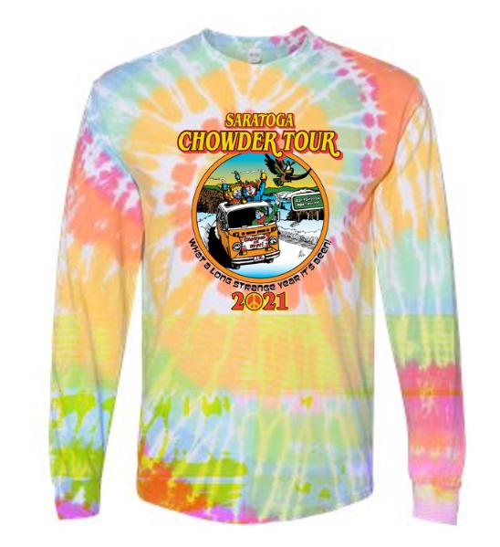 Chowder Tour T-Shirt