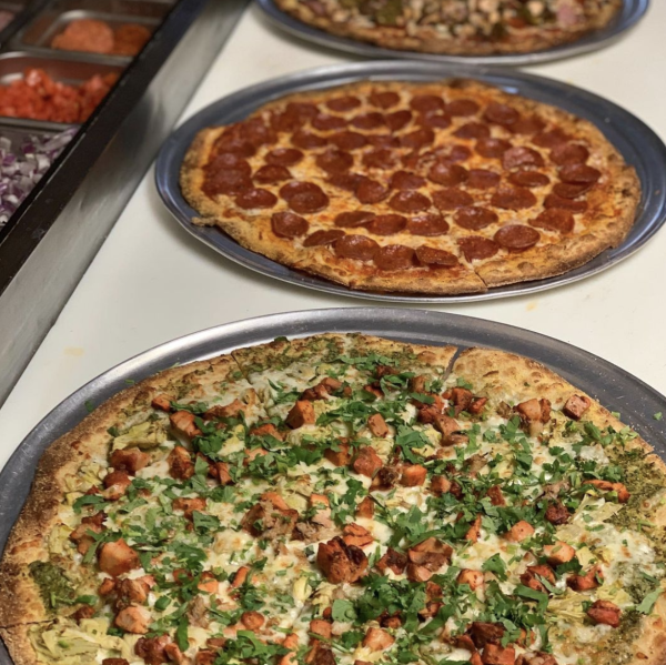Bombay Pizza Co